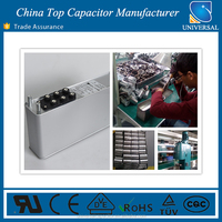 Universal Brand Aluminum case China Manufacturer oil type capacitor