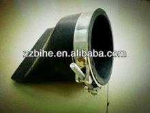 Flexible Back-pressure Prevention Rubber-slowly check valve
