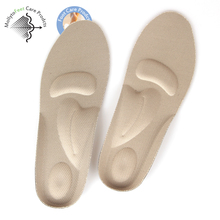 Men foam Orthotic Sport Running Insoles Insert Arch Support Cushion shoe padded insoles