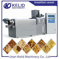 Hot Selling New Products Breakfast Cereals Extruder Machine