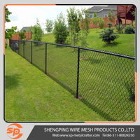 stainless steel chain link fence panels wholesale
