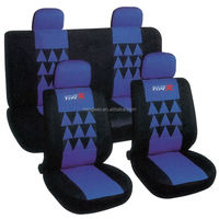 2015 hot selling design your own funny luxury car seat cover for the good car and big customer