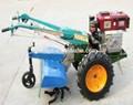 directamente de la fábrica de suministro mini caminar tractor para el arado