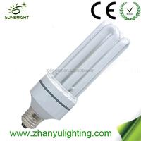 wholesale cfl bulb 2700-6400k 4u saving energy lamp made in China