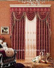 Curtains draperies