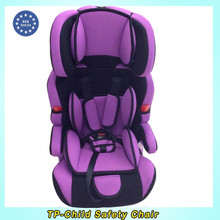 Car Interior Child Safety Seats Car Safety Seat To Ensure The Safety Of Children Color Purple Pink Brown Suede Material