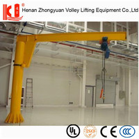 High Quality Jib Crane With Remote Control From Crane Hometown