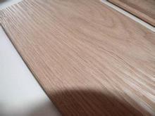 Grey White oak parquet wood engineered flooring