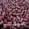 CNC machining high performance nylon shaft sleeve,Custom high precision PA parts