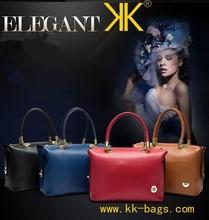 2015 Pastel Colorful Women Ladies Bag Girls Handbag Shoulder bag made in China
