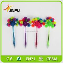 Cheap ballpoint pen flashlight pen promotional pen with logo