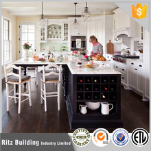 Modern Style Solid Wood Kitchen Cabinet,kitchen furniture guangzhou