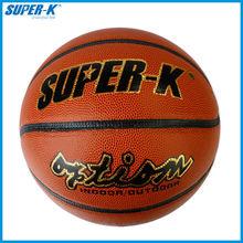Super-K 7# PVC Basketball (NRE883G)/high quality size 7 PVC basketball/2014 hot sale basketball