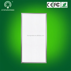 High power energy saving office hanging SMD5630 no flicker 2x4 led ceiling panel lighting