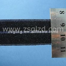 20mm 2cm elastic straps,polyester yarn and natural rubber latex