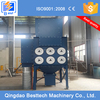 Filter cartridge cleaning machine for cutting smoke, cheap dust collector