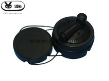 Loss prevention RF 8.2MHz Anti-Theft System ABS material plastic hard tag Small eas plastic wrap