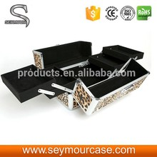 Cosmetic Bag Organizer Tas Kosmetik Murah Cosmetic Box Makeup Kit Makeup Train Case