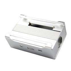 Factory price!! Metal Aluminum Case for Raspberry Pi 2/B+