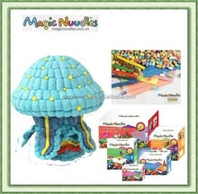 2015 Popular Kids Crafts Supplies Magic Nuudles Gifts and Crafts Made in USA
