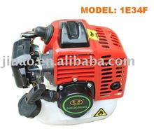 Two Stroke Air cooled Gasoline Engine 1E34F