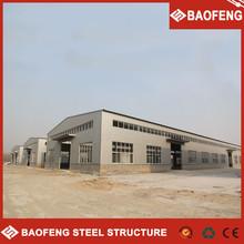 prebuilt expandable warehouse construction types