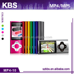 "2.2"" TFT Screen Mp4 Player With 1.3 MP Camera FM Radio"