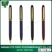 Golden Expensive Pen For High Class Management