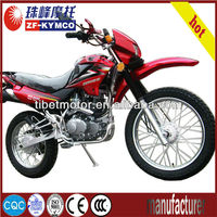 High quality air cooled cheap adult dirt bike on promotion ZF200GY