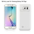 Cinza Charmie C7 caso de telefone móvel super slim para Samsung Galaxy S6 3500 mah