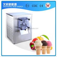Mini fabricante de helados para gelato