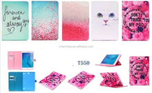 Leather Case for Galaxy Tab A 9.7 T550