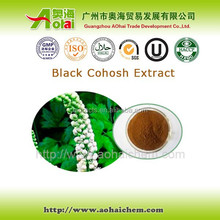 Plant extract powder black cohosh for female in relieving menopausal symptoms