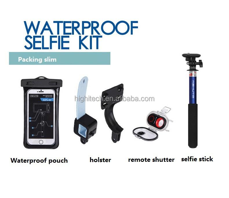 waterproof bluetooth selfie stick with remote for phones buy waterproof sel. Black Bedroom Furniture Sets. Home Design Ideas