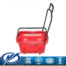 Low Price Multifunctional Cheap Plastic Baskets With Handles