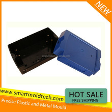 Latest Customized Precise Plastic Injection Molding---Black/Blue Case