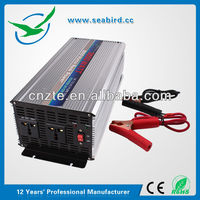 DC TO AC pure sine wave 3kw solar africa inverter output with 2 pcs or 4pcs plugs each 15amp or 10 amp