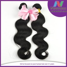31 Years Anhui Jinruixiang Hair Factory Direct Sale Can Be Dyed Curled 100% Virgin Indian Human Haar