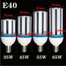 Bright warm white 45w ip65 led corn bulb yard lighting