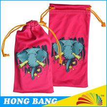 HBD127 Softy cloth and fabric glasses holder for cute kids
