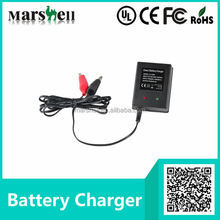 LC1-12-1A lead acid rechargeable battery charger for car