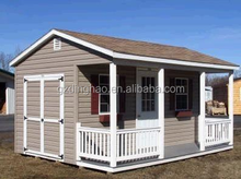 good design nice looking villa style small house with light steel