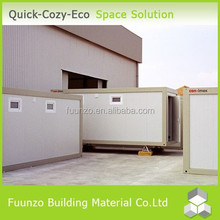 Multi-Storey New Style Prefabricated Living Quarters