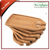 NEW Microban Bamboo Cutting Board bamboo Chopping Board