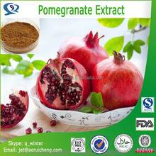 natural & pure pomegranate extract capsules, factory supply pomegranate extract