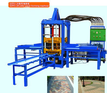 Hongfa QT3-20 color paver block machine, samll concrete block machine