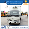 Manual Transmission Type and LHD Steering Position Dongfeng small box truck for sale for hot sale