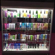 Cosmetic Plastic Packaging Bath Massage Tube