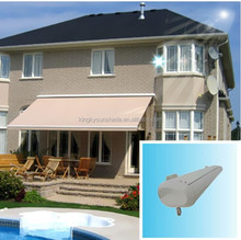 Motorised Awning /Awnings / Canopies aluminium frame hot sell