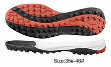 Hot sale fashion man&woman manufacturer rubber tpu sports shoe soles online shopping